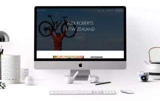 Alex Roberts Website design Paulownia