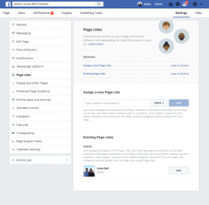 Facebook username fix Paulownia