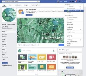 Facebook username fix Paulownia step 5
