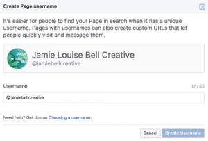 Facebook username fix Paulownia step 7